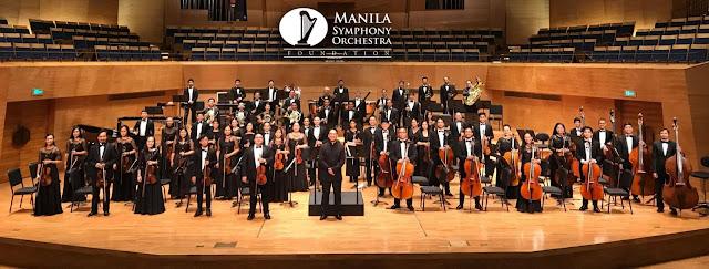The Manila Symphony Orchestra