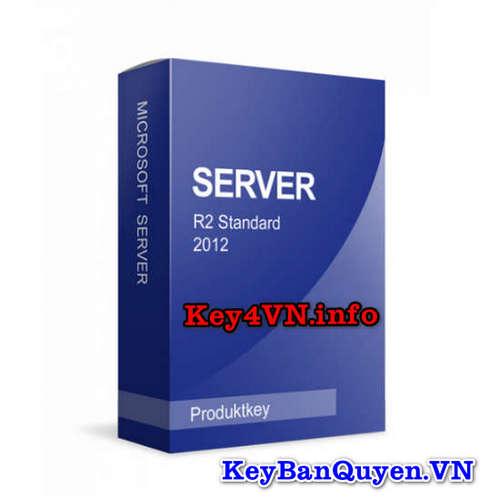 Mua bán key bản quyền Windows Server 2012 R2 Standard.