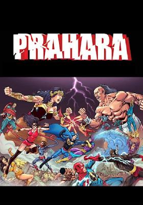 prahara Komik