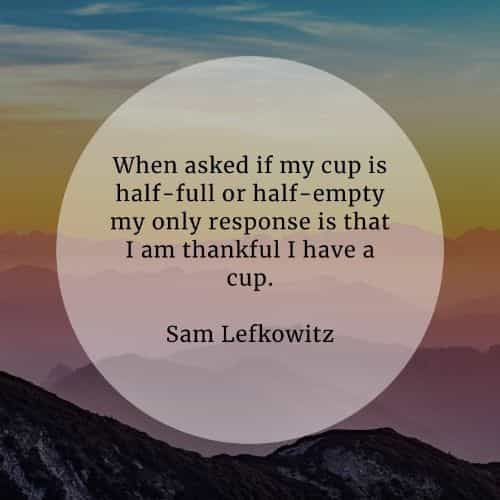 Thanksgiving quotes that'll inspire you to be thankful