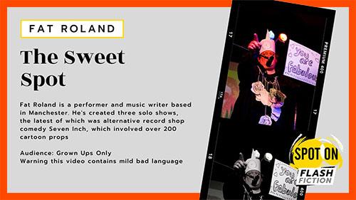Sweet Spot promo card