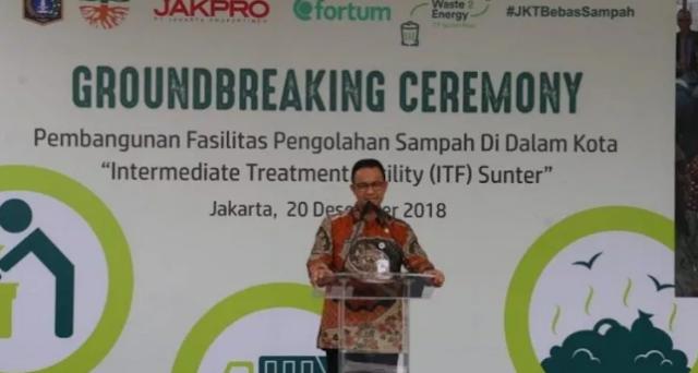 Desakan DPRD Jakarta kepada Anies untuk Atasi Masalah Samp