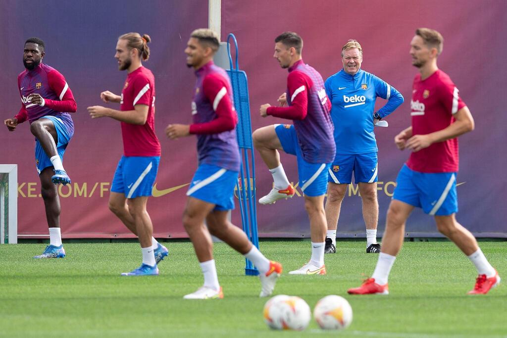 تشكيلة برشلونة المتوقعة أمام قادش
