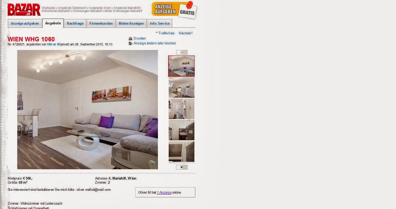 vorkassebetrug. Black Bedroom Furniture Sets. Home Design Ideas