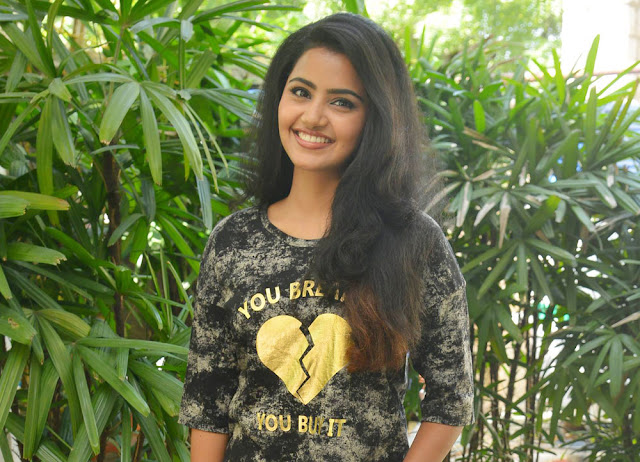 Anupama Parameswaran Latest Photos