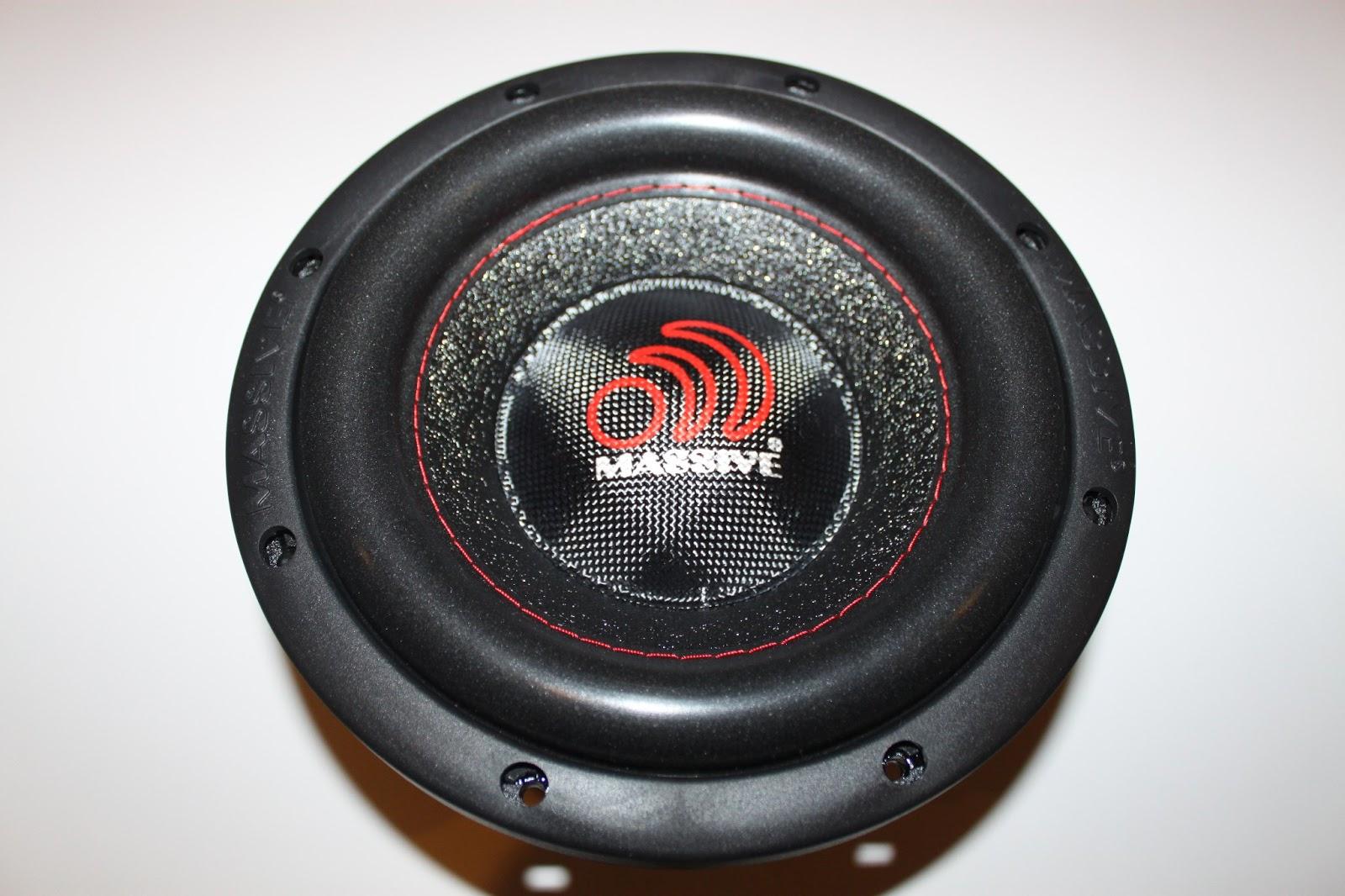 Stereowise Plus Massive Audio Hippo 84 Dual 4ohm