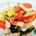Cara masak sayur campur tumis air
