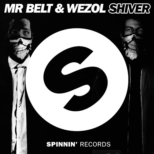 Mr. Belt & Wezol - Shiver - Single  Cover