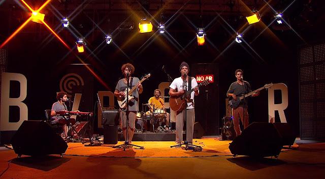 Banda 13.7 abre nova temporada do Reverbera neste domingo na TV Brasil