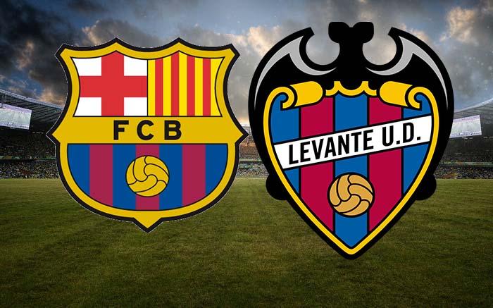 موعد مباراة برشلونة وليفانتى اليوم الاحد 2 فبراير 2020 والقنوات الناقلة