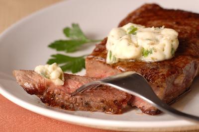 Sirloin Steak Butter Garlic Recipe