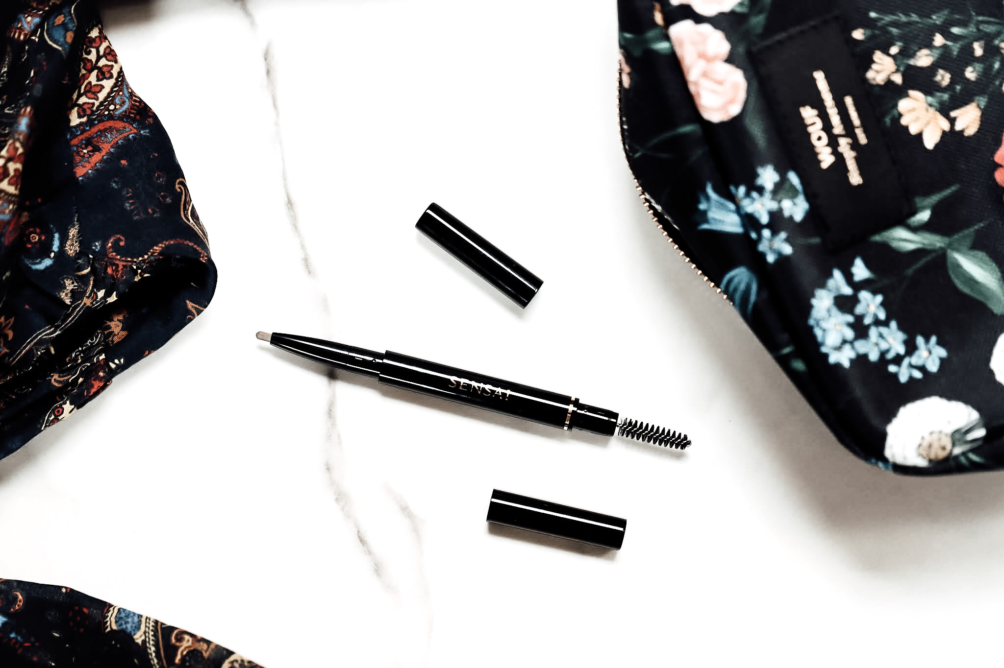 Sensai Styling Eyebrow Pencil 03 Taupe Brown