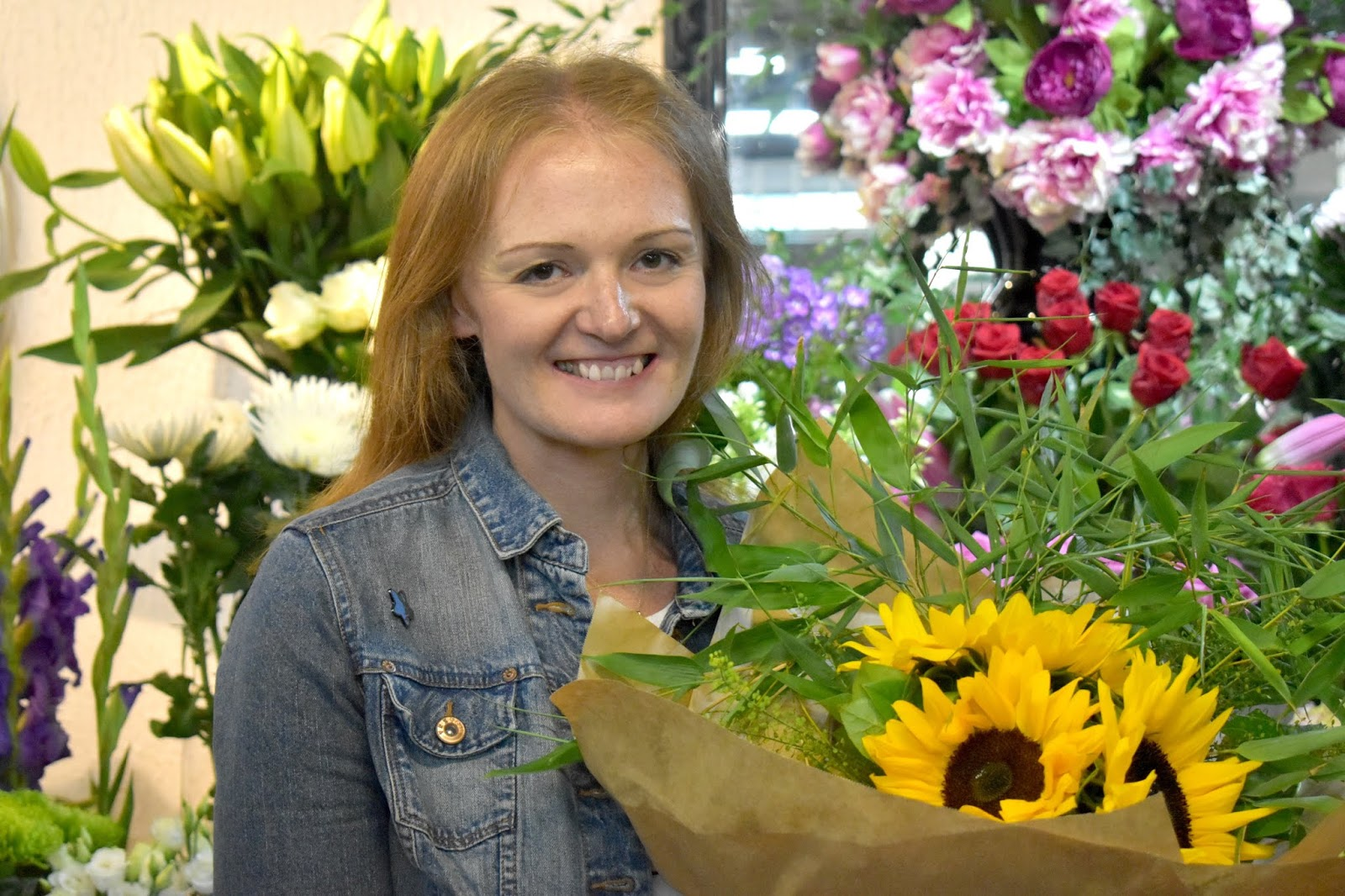 Sunflowers Workshop - Katherine's Florists Newcastle