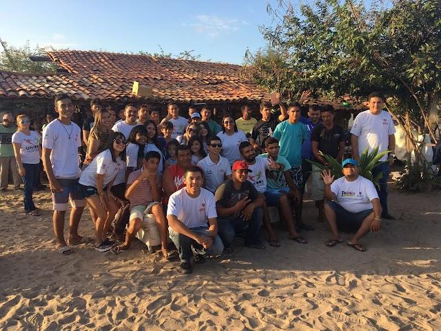 AMAR arrecada roupas e alimentos para a comunidade terapêutica Monte Moriá em Parnaíba/PI