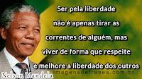Pensamentos e Frases de Nelson Mandela