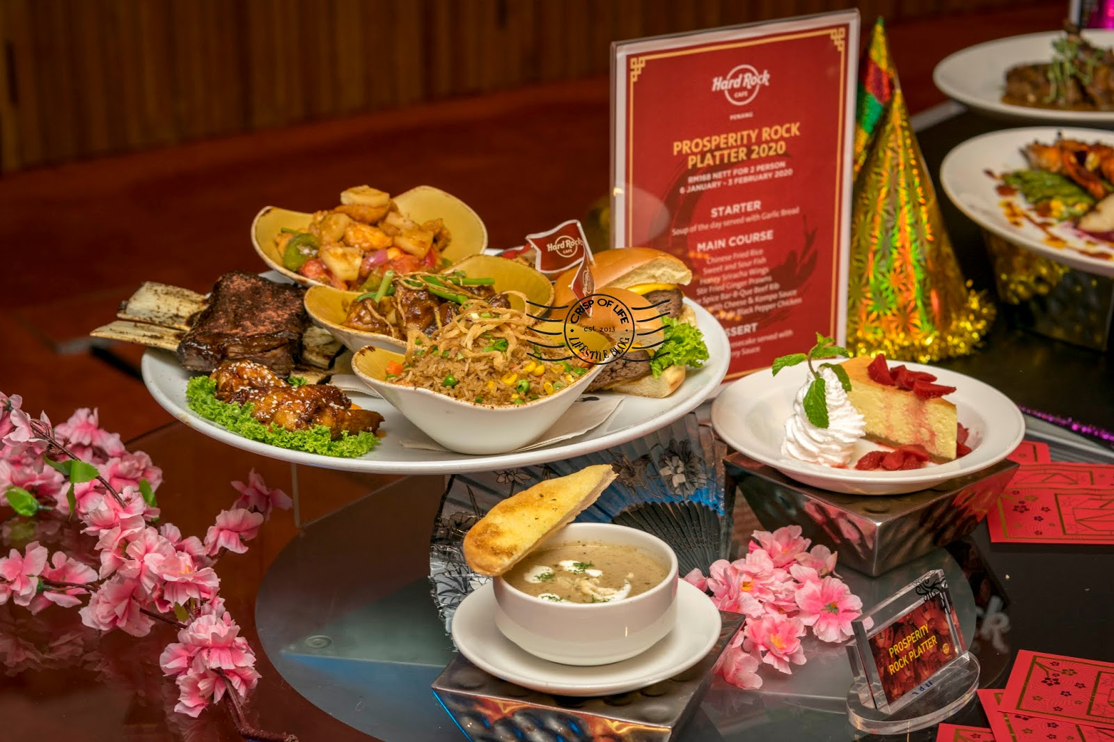 Christmas 2019 Party and Chinese New Year Festive Deal @ Hard Rock Hotel Penang