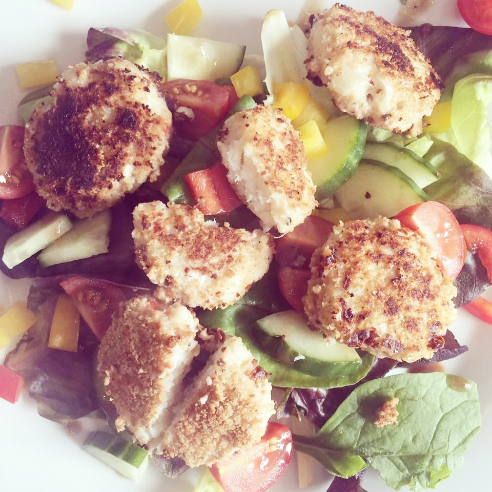 Quirky boots mini chilli cod cakes for How to make cod fish cakes