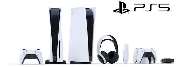 ps5 accessories consoles