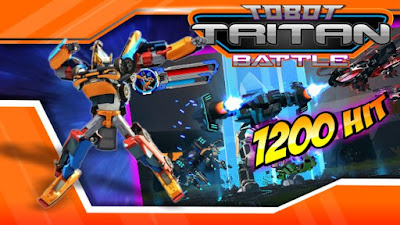 Tobot Tritan Battle MOD APK