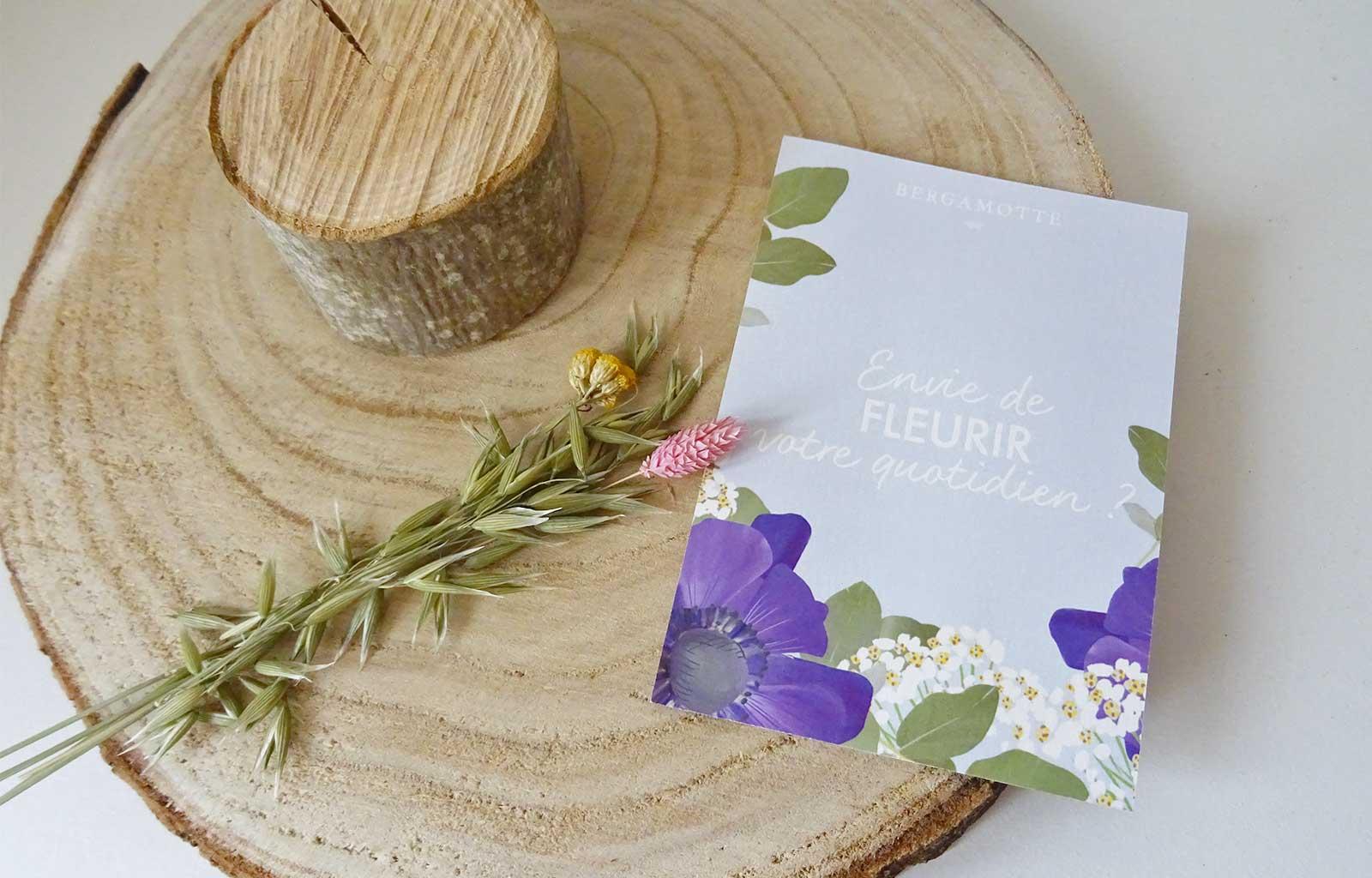 Prescription Lab fleurs sechées bergamotte