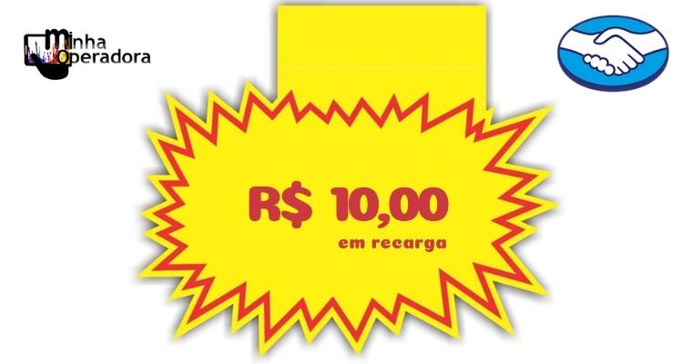 Recarga de R  10 no pré hoje sai de graça pelo Mercado Pago - Minha ... e1fc64a4bb1fd