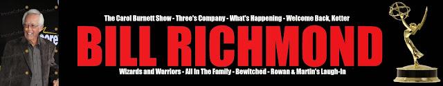 Bill Richmond comedy writer interview