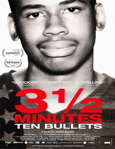 Ver 3½ Minutes, Ten Bullets (2015) Online