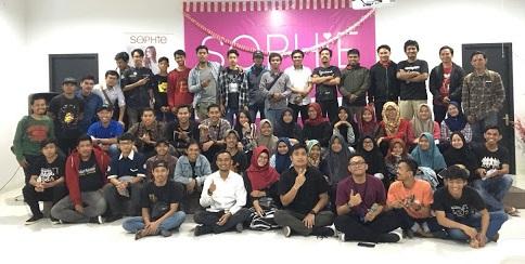 353 Komunitas se-Makassar Siap Ramaikan PKM 2018