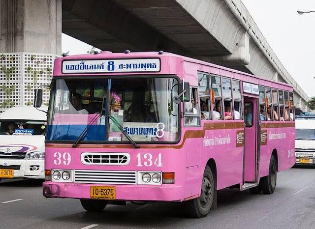 รถเมล์ สาย 8