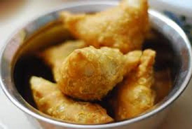 vegetable samosa Recipes
