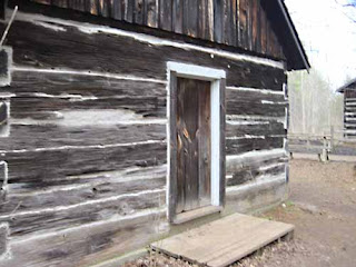 Westfield Village Oldest Log Chapel in Ontario.