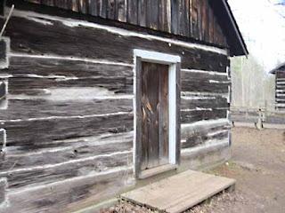 Westfield Village Oldest Log Chapel in Ontario.