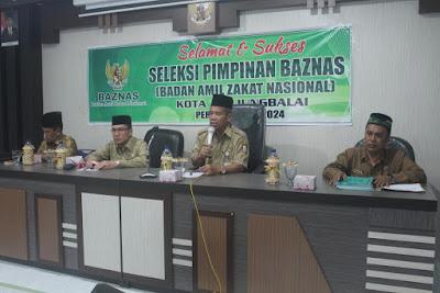 Kemenag Tanjungbalai Buka Seleksi Pimpinan Baznas