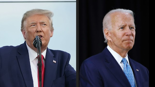 "Biden inherits a ""different America"" from Trump"