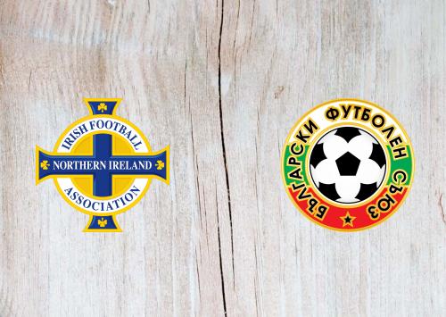 Northern Ireland vs Bulgaria -Highlights 31 March 2021