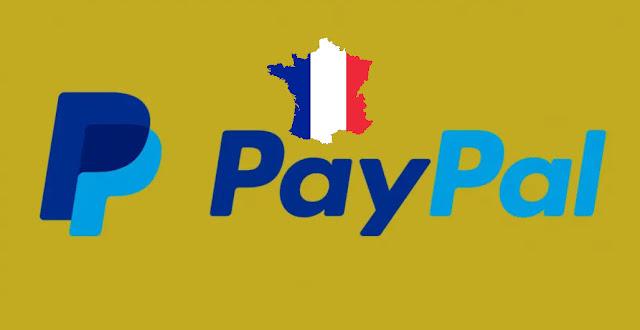 طريقة انشاء حساب بايبال فرنسي مفعل يرسل ويستقبل الأموال بدون فيزا كارد