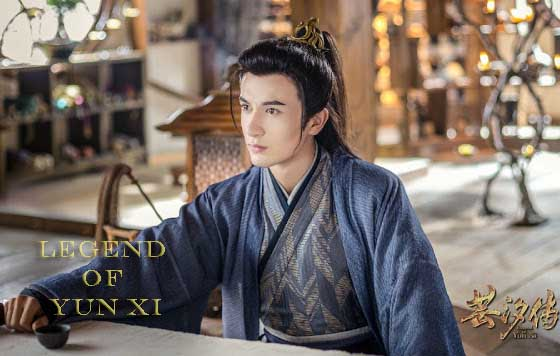 Sinopsis Drama Legend of Yun Xi  Episode 1-48 (Lengkap)