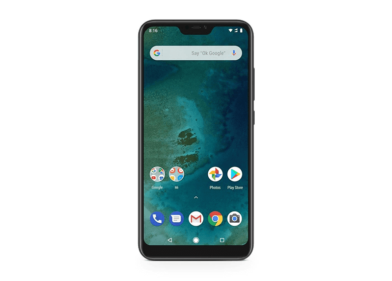 Xiaomi Mi A2 Lite could come with a notched display and stock Android
