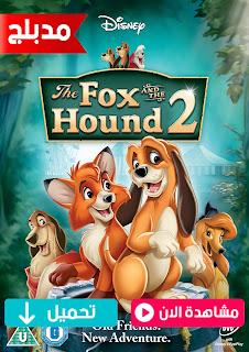 مشاهدة وتحميل فيلم الثعلب وكلب الصيد الجزء الثاني The Fox and the Hound 2 2006 مدبلج عربي
