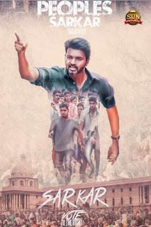 Sarkar 2018 Tamil 720p WEB-DL ESub 1.1GB