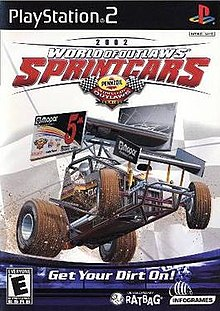 World of Outlaws - Sprint Cars 2002 (USA) PS2 ISO