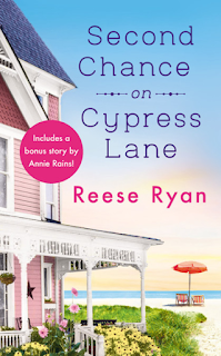 Book Review: Second Chance on Cypress Lane (Holly Grove Island #1) by Reese Ryan