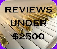 Digital Pianos under $2500 - review