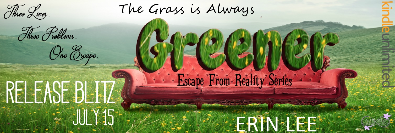 The Grass is Always Greener Release Blitz