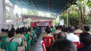 Rakor Kecamatan Ratahan di isi dengan Sosialisasi oleh sejumlah SKPD