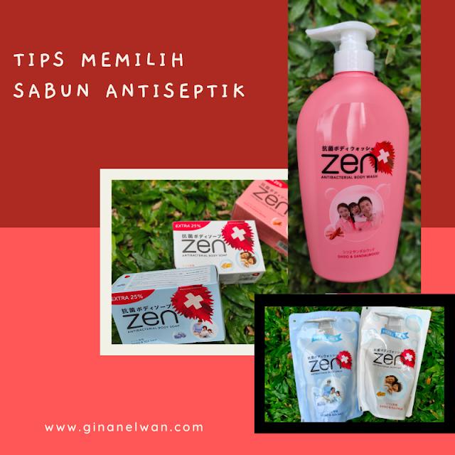 tips memilih sabun antiseptik