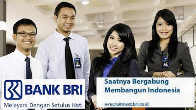 Lowongan Kerja Fresh Graduate/ Experience PPS IT PT. Bank Rakyat Indonesia (Persero) Tbk. Januari 2017
