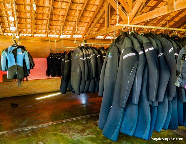 Equipamento para flutuação nas nascentes de Bonito, Mato Grosso do Sul