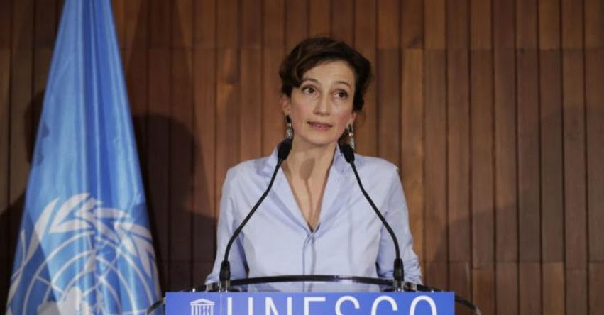 Francesa Audrey Azoulay, elegida directora general de la Unesco