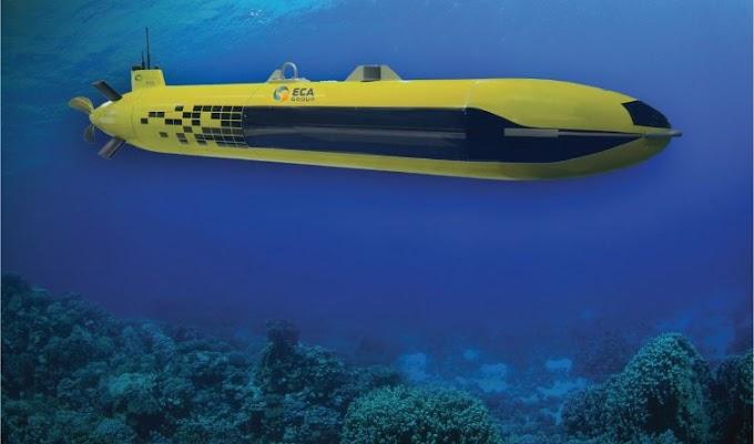 Αποκάλυψη Εθνικού Μετσόβιου Πολυτεχνείου: Η Ελλάδα μπορεί να αναπτύξει drone υποβρύχια!